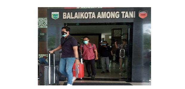 KPK Geledah Sejumlah Dinas di Pemkot Batu, Ini Harapan Malang Corruption Watch
