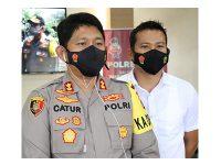 Tangkap Pelaku Curanmor, Anggota Reskrim Polres Batu Terkena Ledakan Bondet