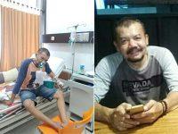 Batuk Berkepanjangan Usai Makan Peyek Teri, Wartawan Senior di Bojonegoro ini Tutup Usia