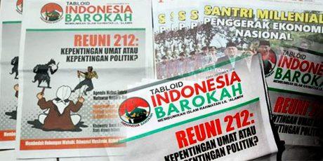 Bawaslu Madiun Minta Penyebaran Tabloid Indonesia Barokah Dipending