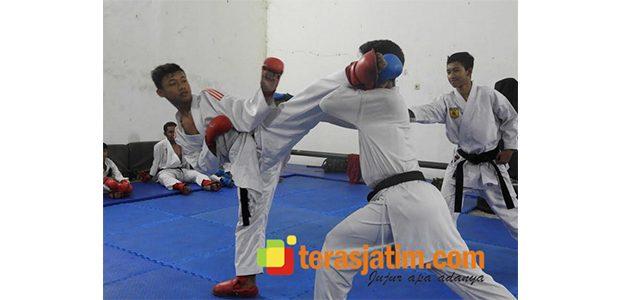 Bela Diri Karate Mampu Cetak Karakter Sejak Dini
