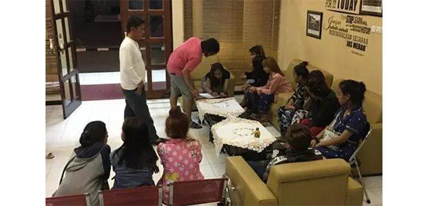 Belasan Wanita Muda Yang Diduga Dijadikan PSK, Diciduk dari eks Lokalisasi Gunung Sampan Situbondo