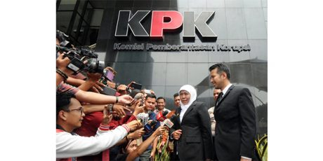 Berkomitmen Cegah Korupsi, Gubernur Jatim Gandeng KPK