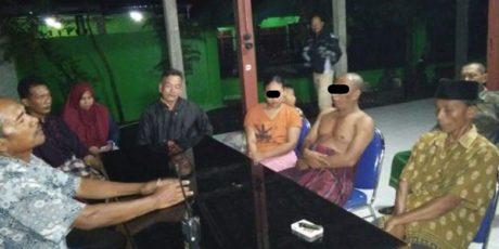 Bermalam di Rumah Janda, Seorang Pria Beristri di Tuban Digerebek Warga