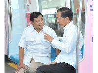 Bertemu, Jokowi dan Prabowo Sepakat Tak Ada Lagi Istilah Cebong-Kampret