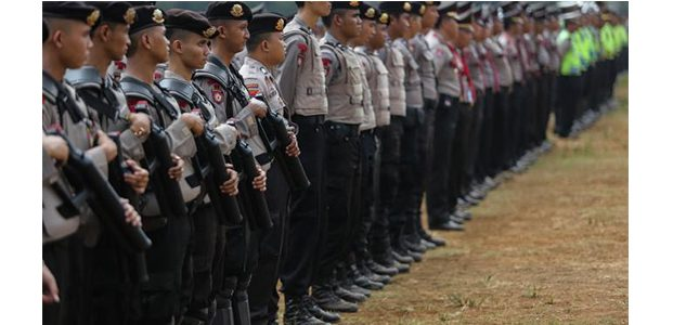 Besok Pilkada Kota Batu, 2 Ribu Personil Keamanan Diterjunkan