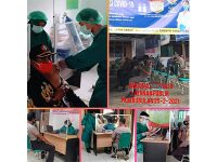 5.172 Petugas Pelayan Publik di Bojonegoro Ikuti Vaksinasi Covid-19 Tahap Kedua