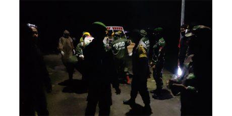 Pastikan Pemakaman Jenazah Pasien Covid-19 Berjalan Aman, Polisi Kawal Sampai Prosesi Akhir