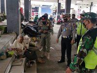 Jelang PPKM di Kota Blitar, Petugas Gabungan Gencar Lakukan Operasi Yustisi