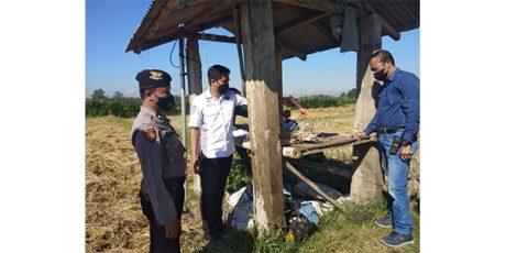 Petani di Srengat Blitar Tewas Tersengat Listrik di Gubuk Tengah Sawah