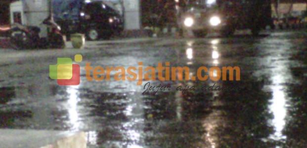 Wilayah Bojonegoro Mulai di Guyur Hujan