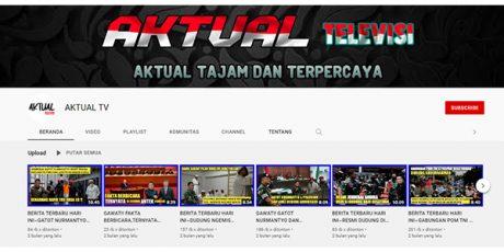 Sebar Provokasi di Channel Youtube, Bos TV Lokal di Bondowoso Ditangkap