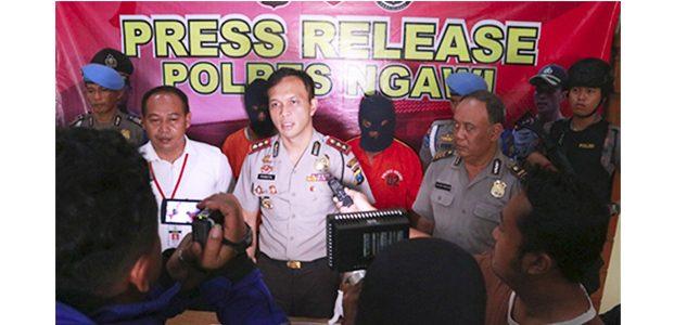 Botohan di Pilkades, Seorang Perangkat Desa di Ngawi Jadi Pesakitan Polisi