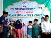 Bukber Pamungkas, FWB Undang Anak Yatim dan Dhuafa