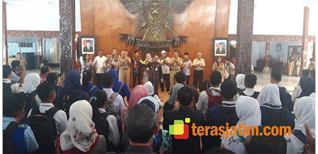 Bupati Blitar Launching Paket Wisata Pelajar
