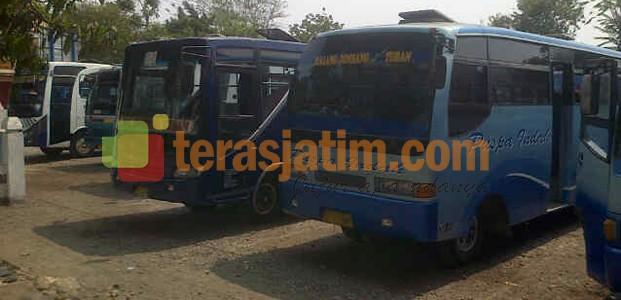 Bus Ekonomi Mogok, Akibat Ulah Bus Patas