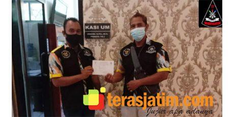 Akan Geruduk Kantor PU CKPP, LSM GMBI Resmi Ajukan Surat Pemberitahuan ke Polresta Banyuwangi