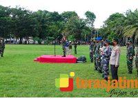 Jelang Kunjungan Wapres, Apel Pasukan Pengamanan Digelar di Banyuwangi dan Situbondo