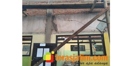 Pengerjaan Rehab Gedung SDN 3 Bangorejo Banyuwangi, Diduga Tidak Sesuai RAB