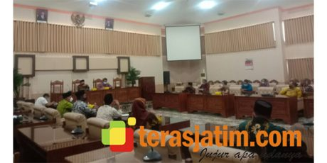 DPRD Banyuwangi Gelar Audiensi dengan Puluhan BPD