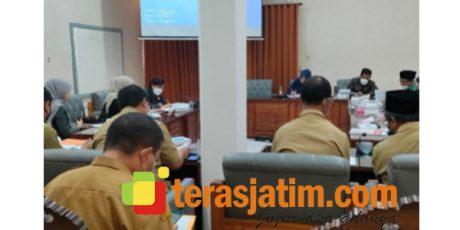 PAD Banyuwangi 2021 Diproyeksikan Merosot, Komisi III DPRD Gelar Rapat Kerja SKPD