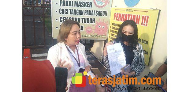 KTP-nya Disebar, Haninah Lapor ke Polresta Banyuwangi