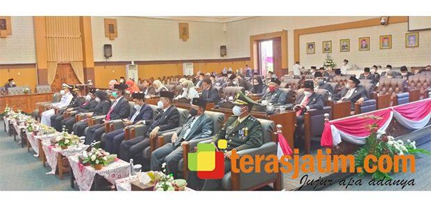 DPRD Banyuwangi Gelar Paripurna Dengar Pidato Kenegaraan Presiden