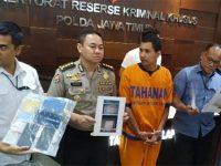 Catut Nama Jokowi, Bakul HP asal Probolinggo ini Dibekuk Polisi