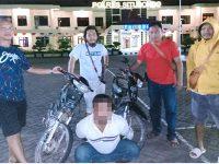 Curi 2 Motor, Pria asal Kapongan Situbondo Dibekuk