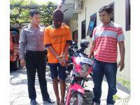 Curi Motor dan Sempat Dimodifikasi, Anak Punk asal Ponorogo Dibekuk Polisi
