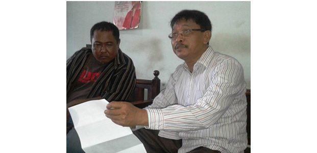 DPC PDI Situbondo Laporkan RSUD Situbondo Ke Ombudsman