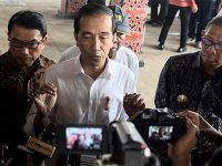 DPR Revisi UU Tentang KPK, Presiden Mengaku Belum Tahu