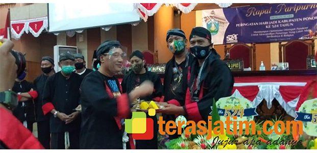 DPRD Gelar Rapat Paripurna Hari Jadi Ponorogo