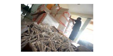 Dalam Sehari, Bea Cukai Malang Sita Ratusan Ribu Batang Rokok Ilegal