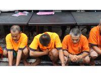 Dalam Sepekan, Polres Blitar Kota Kandangkan 7 Pelaku Kriminal