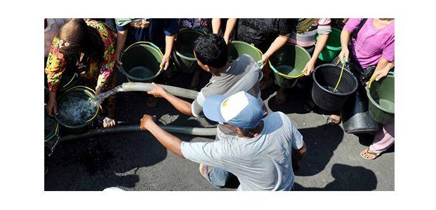 Dampak Kekeringan, 8 Desa di Kabupaten Mojokerto Krisis Air Bersih