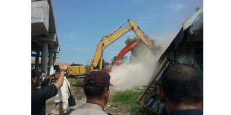 Dampak Pembangunan Tol Surabaya-Mojokerto, 8 Rumah dan 3 Lahan Dieksekusi