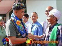 Danrem Baladhika Jaya Kali Pertama Gelar Kunker ke Probolinggo dan Situbondo