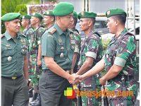 Danrem Baladhika Jaya Lanjutkan Kunkernya ke Banyuwangi dan Jember