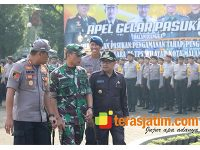 Danrem Baladhika Jaya Pastikan Pemilu di Malang Raya Berjalan Aman