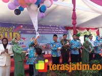 Danrem 082/CPYJ, Hadiri Gebyar Paud Kabupaten Lamongan