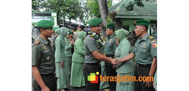 Di Bojonegoro, Danrem 082/CPYJ Minta Seluruh Pihak Jaga Stabilitas Keamanan