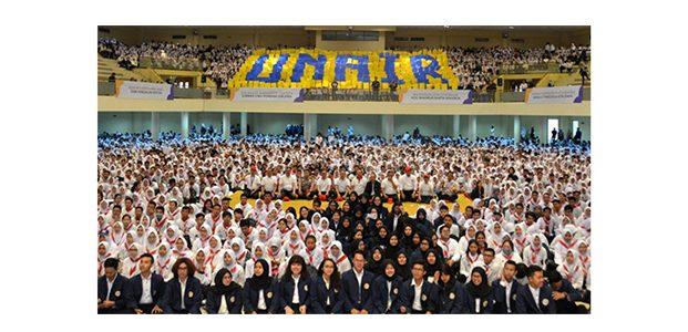 Dari 12 Ribu Pendaftar, Unair Terima 1.695 Mahasiswa dari Jalur SNMPTN