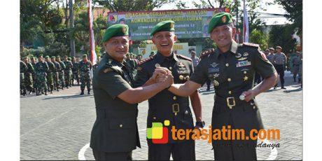 Dari Surabaya Utara, Letkol Inf Viliala Bergeser Jabat Dandim Tuban
