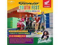 Datang ke Genio Youth Fest, Dapatkan Doorprize 1 Unit Genio