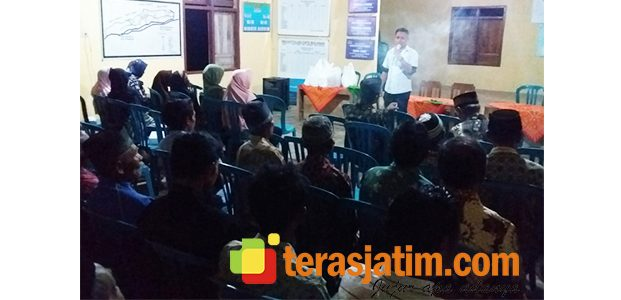 Demi Mewujudkan Desa Sadar Jaminan Sosial Ketenagakerjaan, BPJS TK Pacitan Gencar Sosialisasi