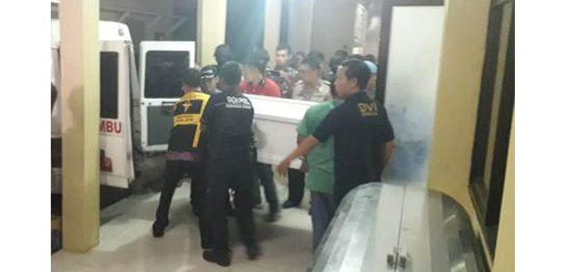 Densus 88 Tembak Mati Seorang Terduga Teroris di Manukan Surabaya