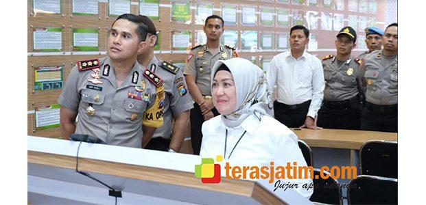 Deputi Pelayanan Publik Kemenpan Cek Polres dan Mal Pemkab Bojonegoro