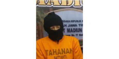 Di FB Ngaku Anggota TNI, Pengangguran Asal Jombang Gondol Motor Gadis Pacitan