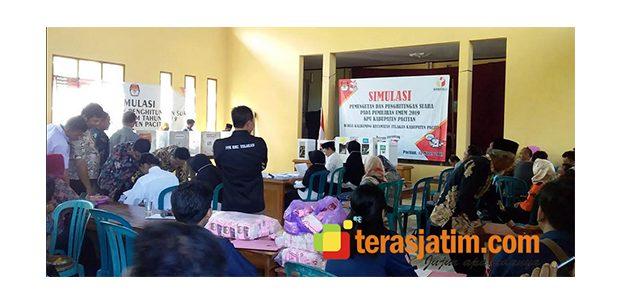 KPU Pacitan Pastikan Tidak Ada WNA Yang Masuk DPT Pemilu